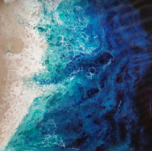 Diy Large Resin Starter Pack - Ocean - Belong Design