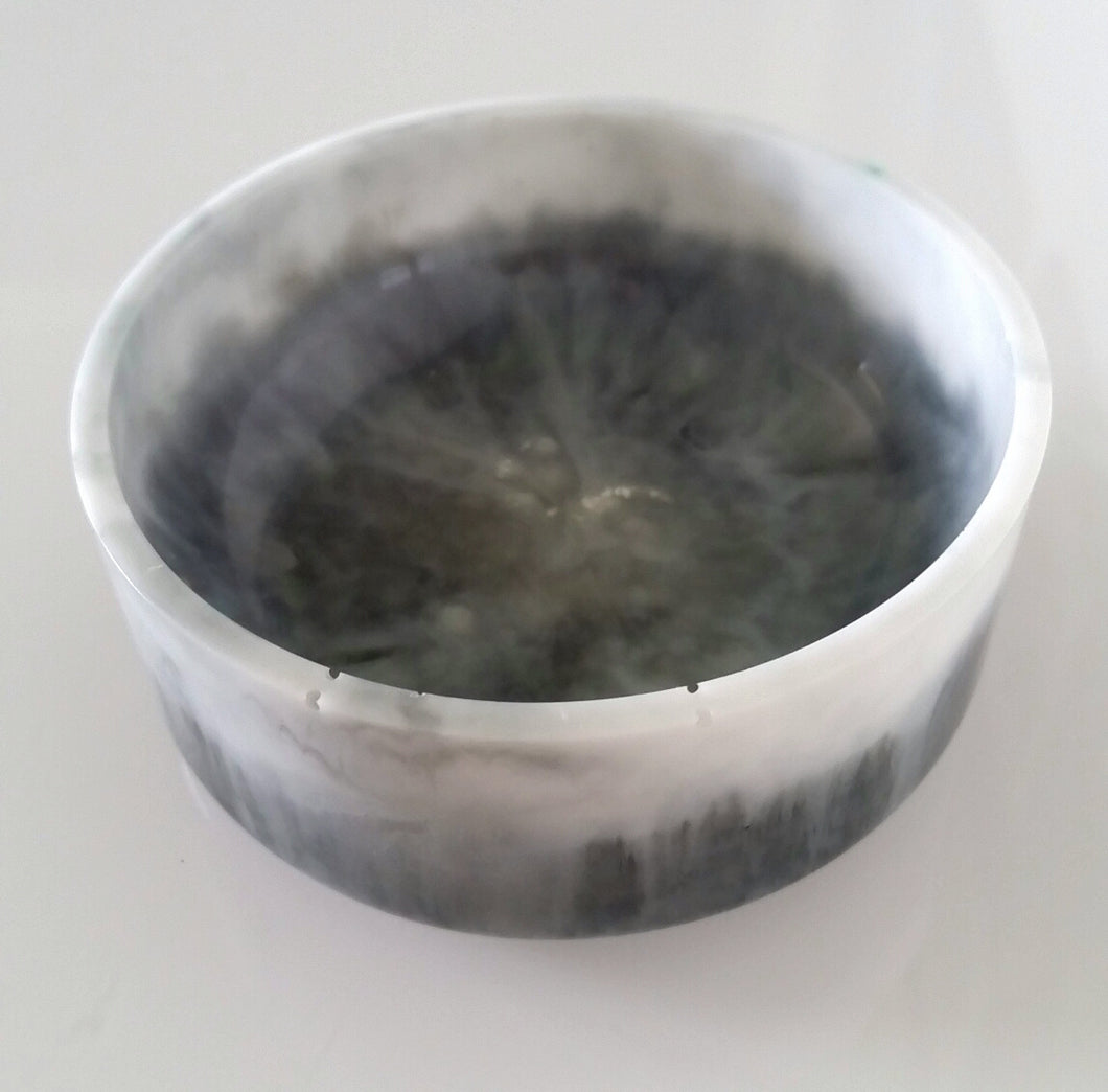 Resin Art Trinket Bowl - Belong Design