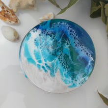 Diy Resin Kit - Coaster set of 6 - Ocean - Belong Design