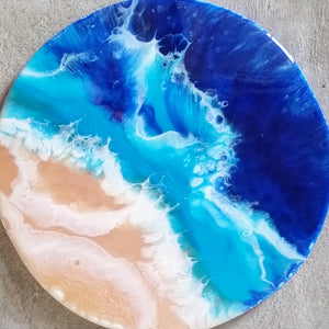 Diy Small Resin Starter Pack - Ocean - Belong Design