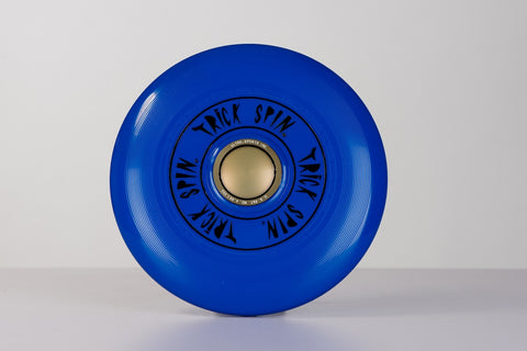Trick Spin Flying Disc Blue