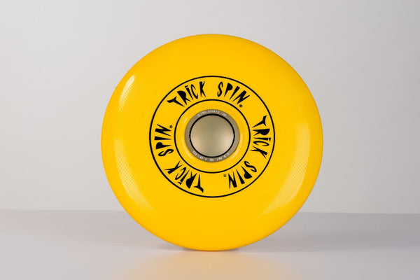 Trick Spin Flying Disc Yellow