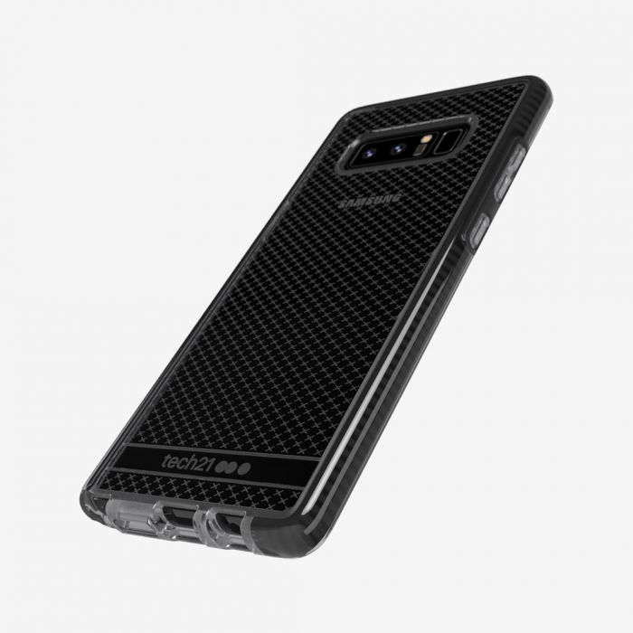 Tech21 Evo Check Case for Galaxy Note8 - Smokey/Black