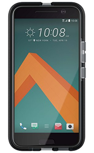 Tech21 Evo Check Case for HTC 10 - Smokey/Black