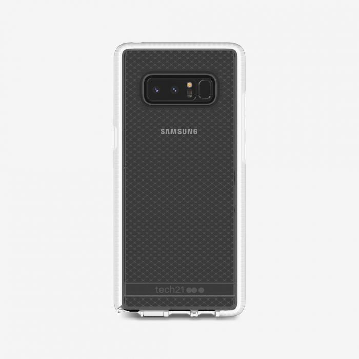 Tech21 Evo Check Case for Galaxy Note8 - Clear/White