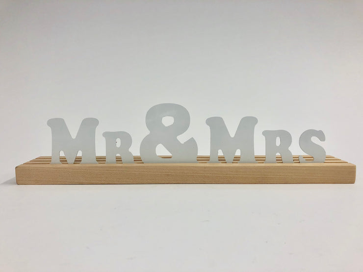 MR & MRS Add-on