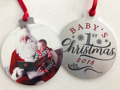 "Heartfelt Holiday ""Baby's First Christmas"""
