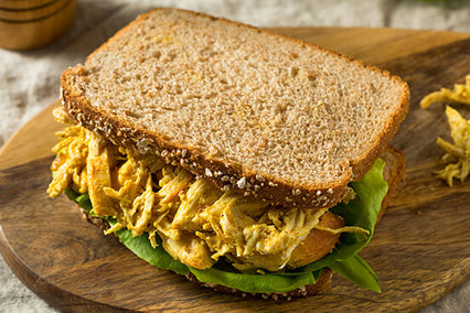 Great British Coronation Chicken