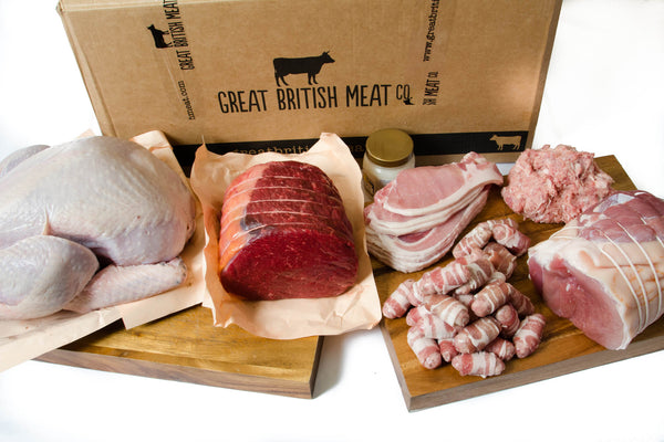 What Makes a Great Christmas Meat Hamper?