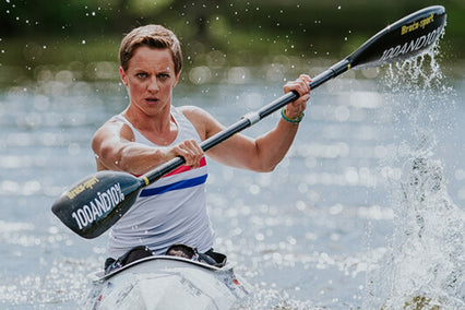 Nice to Meat - Emma Wiggs (GB Para Canoeist)