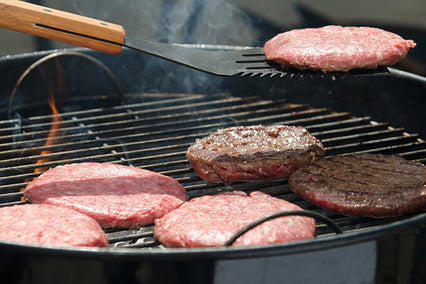 Netflix and Grill - burger making tips for a lockdown BBQ