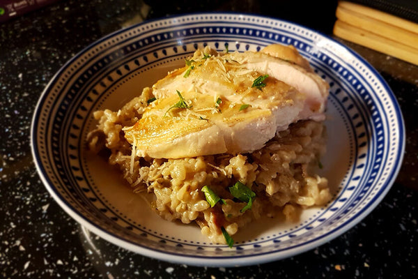Chricken Risotto Recipe