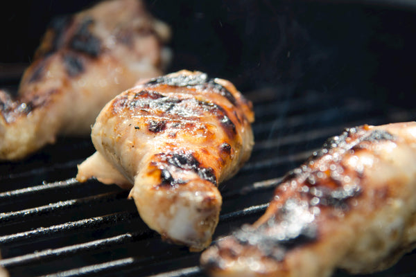 How to BBQ Chicken Drumsticks