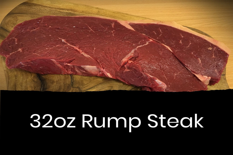 32oz Large Rump Steak