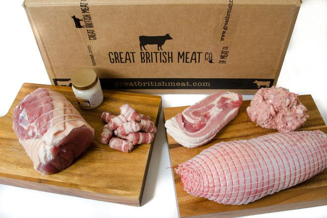 Christmas Day Meat Box