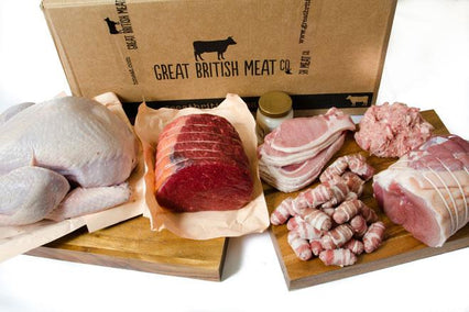 Traditional Christmas Meat Hamper
