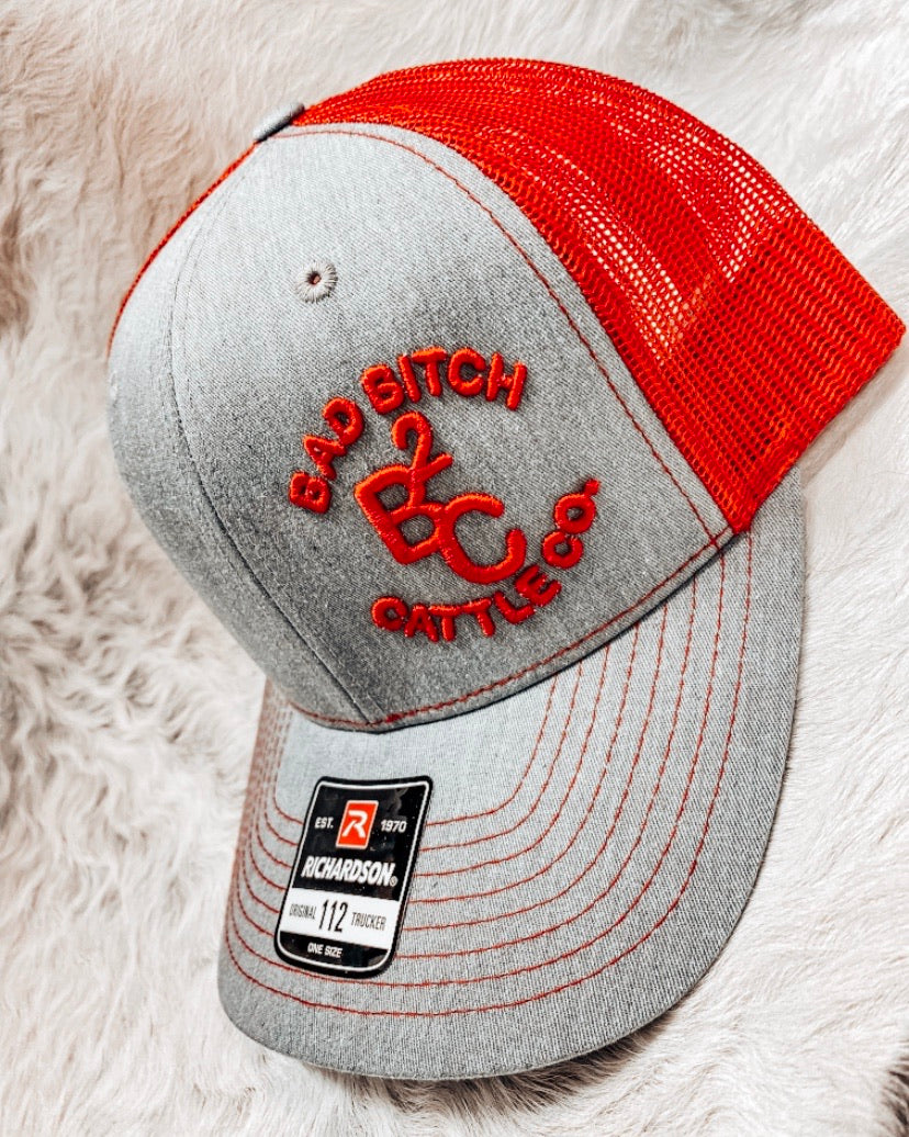 Bad Bitch Cattle Co Cap