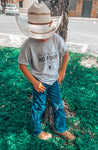 Farmer, Food, Future Toddler Tee