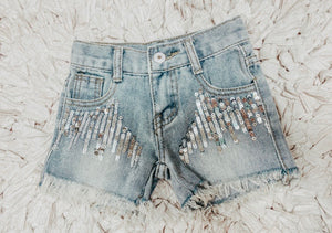 Born to Shine Toddler Shorts