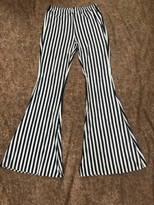 prison blues bell pants