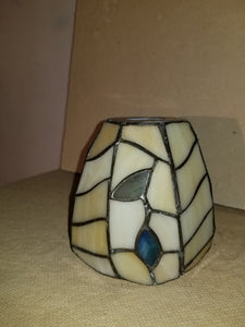 Small stained glass lamp shade moore stained glass small stained glass lamp shade aloadofball Gallery