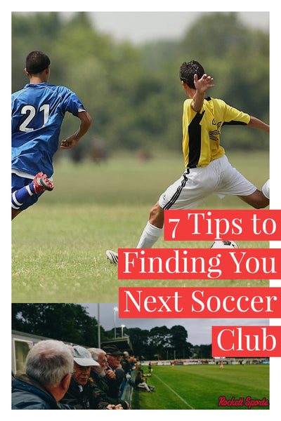 7 Tips to Help You Select Your Next Soccer Team