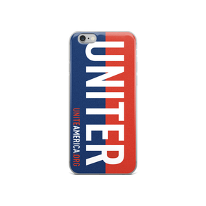 Uniter iPhone Case