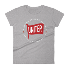 Women's Uniter Flag T-Shirt