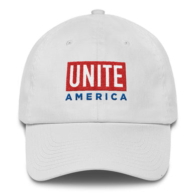 Unite America Red, White and Blue Cap