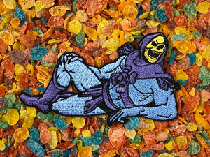 Skelewhore Iron-On Patch