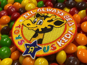 I'll Always be a Toys R Us Kid Iron-On Patch
