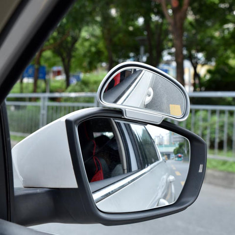 blind spot mirror for car demonstration