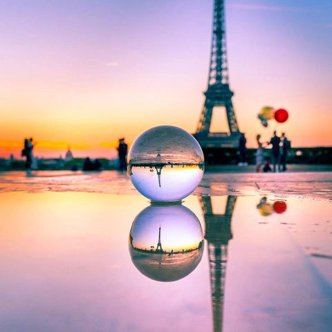 photography lens ball in paris