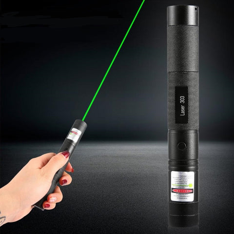 military green laser pointer
