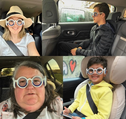 motion sickness glasses for all