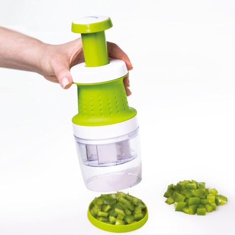 vegetable and onion chopper