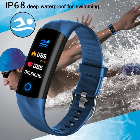 smart bracelet watch waterproof