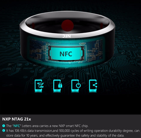 smart ring for iphone