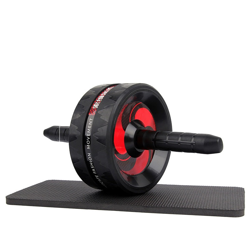 ab roller black and red