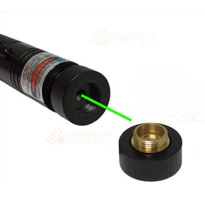 Lockable 532nm Military Green Laser Pointer