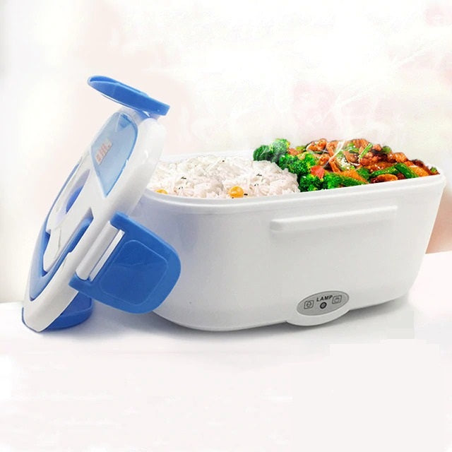 heated lunch box design