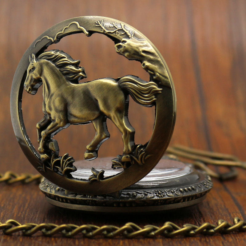 Stallion Pocket Watch