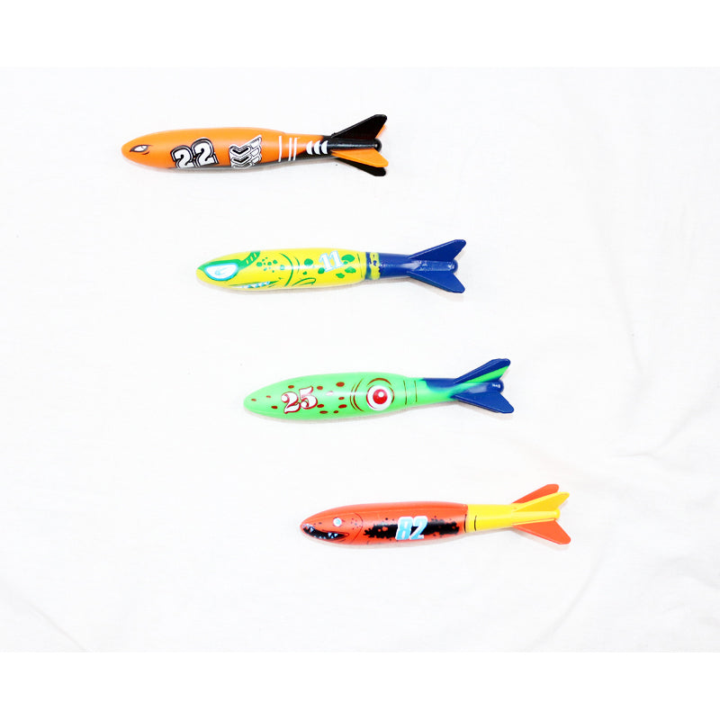 Dive Rockets (4pcs)