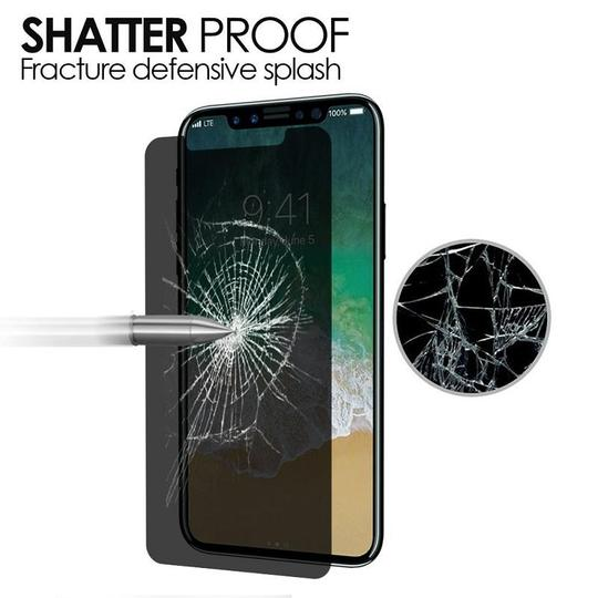 Anti-Peeping Privacy ProtectionGlass For iPhones