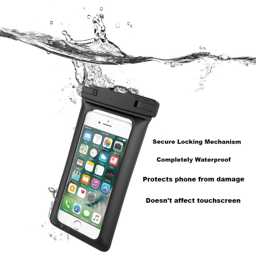 Floating Waterproof Phone Protector™️