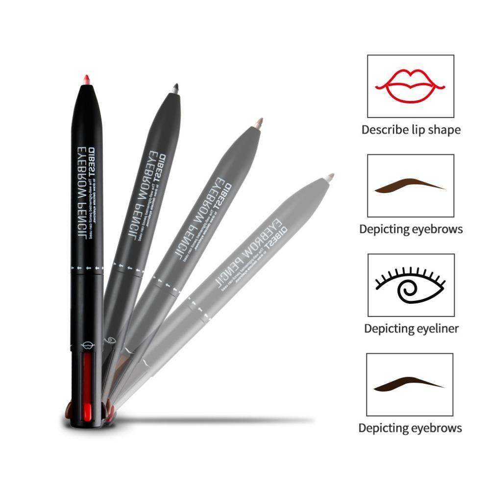 Brow Contour 4-In-1 Defining & Highlighting Pencil