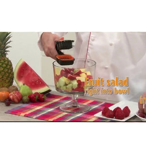 5-in-1 Fruit And Vegetable Cutter