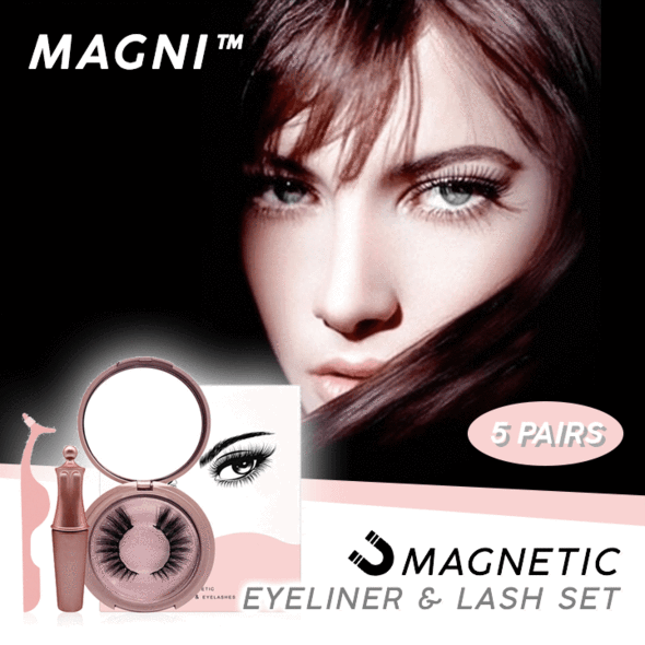 Magnetic Lashes - MAGNI™