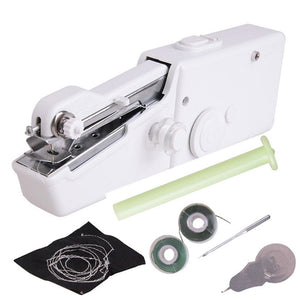all parts of portable handheld sewing machine