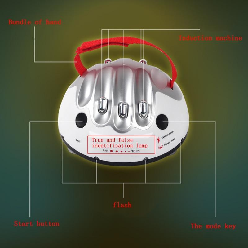 home lie detector test specifications